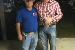Cowboy and Roping sensation, Coleman Proctor at the 2020 Colcord Rodeo