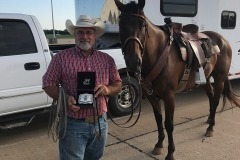 Had a special day roping at the United States Team Roping Championships (USTRC) Chisholm Trail Event in Enid, Oklahoma.